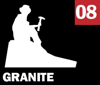 08 GRANITE