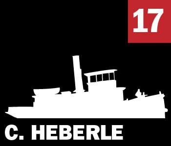 17 CAPTAIN HEBERLE