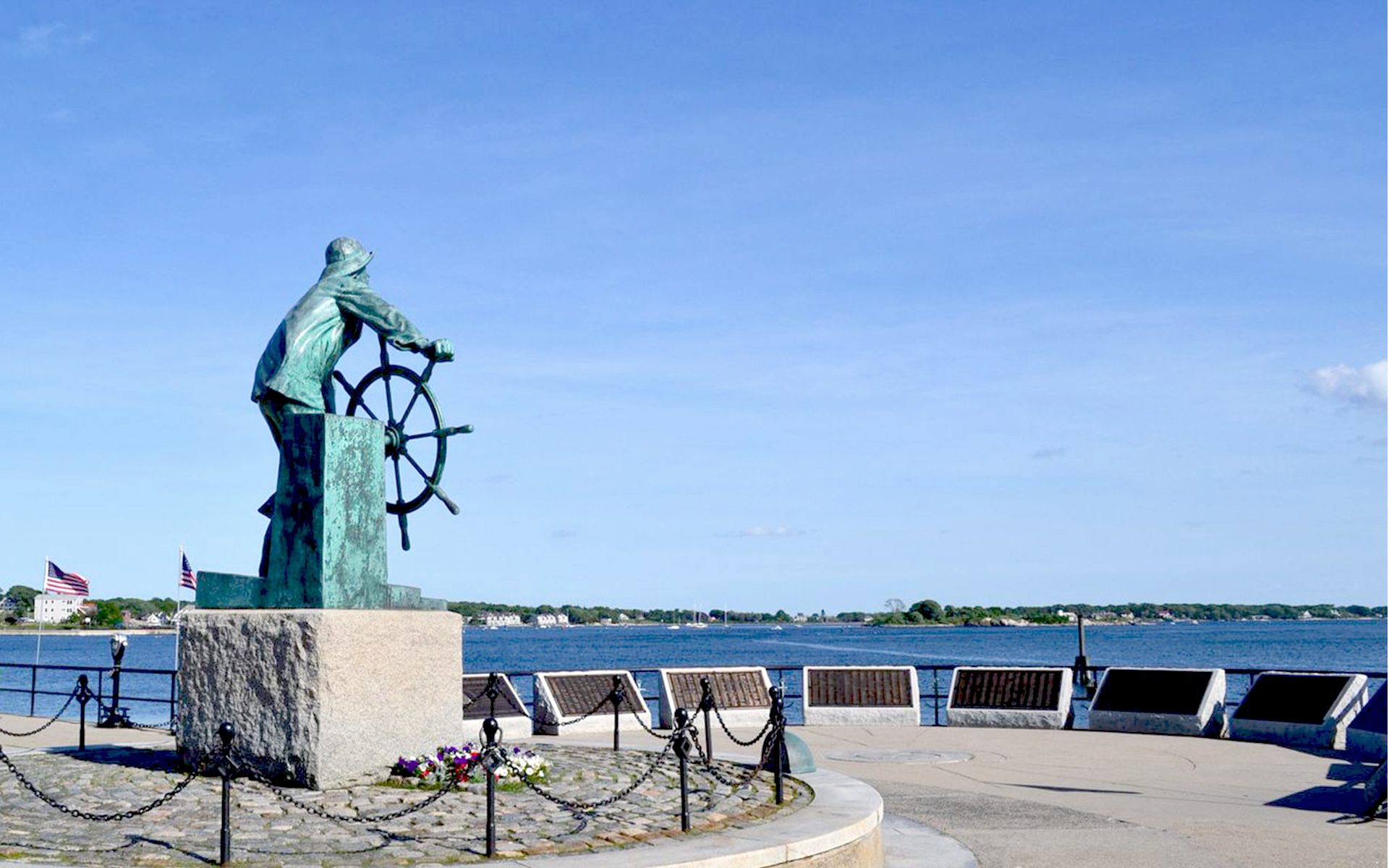Fisherman's Monument