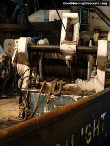 herring boat winches